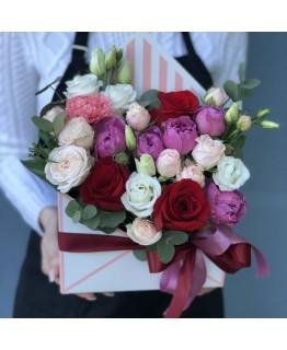 Конверт з квітами Черрі