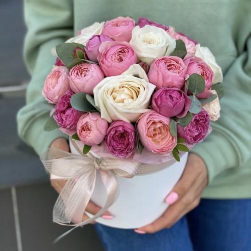 Корбка з троянд Країна Ельфів