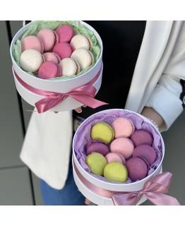 Подарунковий набір Macarons 10 шт