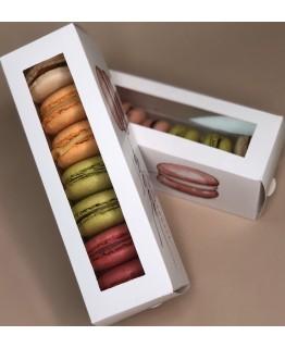 Подарунковий набір Macarons 7 шт