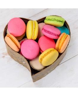 Подарунковий набір Macarons 21 шт