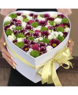 Коробка з квітів Краса моменту