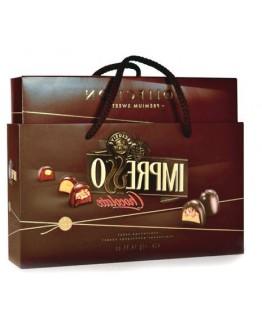 Подарунковий набір шоколадних цукерок Impresso Premium