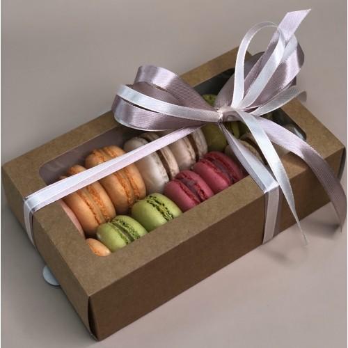 Подарунковий набір Macarons 14 шт