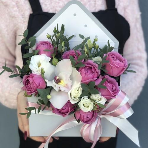 Конверт квітів Надін