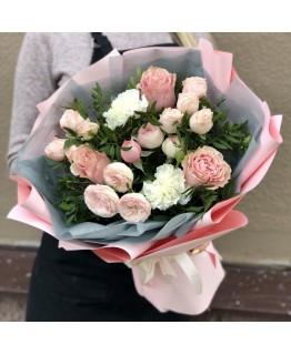 Букет з троянд Зірочка